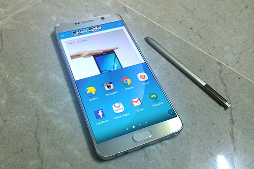 بررسی فوت و فن: Samsung Galaxy Note 5، بهترینِ سامسونگ و برترینِ فبلتها