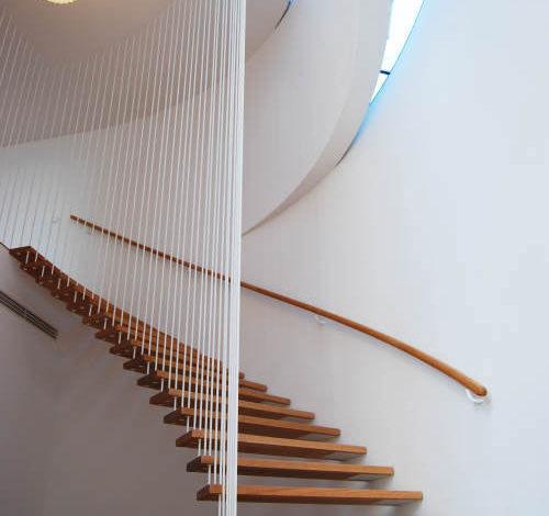 این پلهها، خدای خلاقیت هستند!