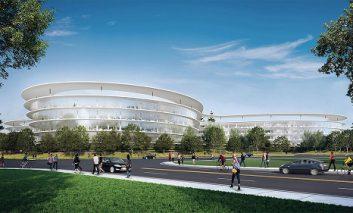 ساخت مجتمع جدید اپل در حیاط خلوت گوگل، شاید برای توسعه خودرانهای اپل