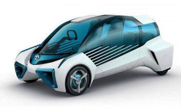 اتومبیلهای کانسپت جدید تویوتا