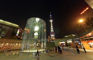 به لطف بازار چین، درآمد  iOS App Store هشتاد درصد بیشتر از Google Play بوده است