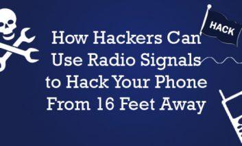 امکان کنترل اسمارت فون با امواج رادیویی از فاصله ۵ متری