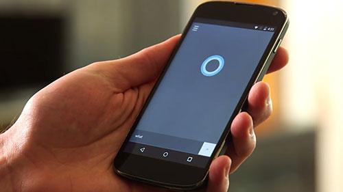 ارائه Cortana در اندروید و iOS