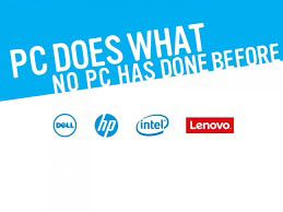 ?PC Does What کمپین تبلیغاتی جدید غولهای لپتاپ ساز دنیا