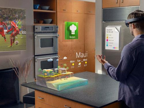 همه آنچه که درباره HoloLens، هدست واقعیت افزوده مایکروسافت باید بدانیم