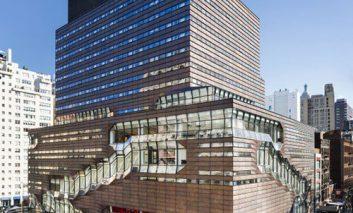 برندگان معماری ۲۰۱۵ موسسه کاپِر