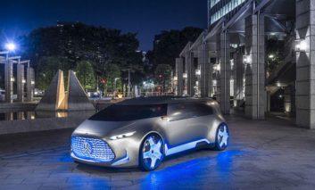 ون مدل ۲۰۵۰ شرکت مرسدس
