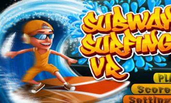Subway Surfing VR، موج سواری در دنیایی سه بعدی