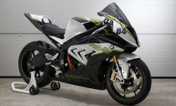 موتورسیکلت فوقسریع الکتریکی بیامو