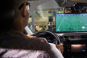 تبدیل یک اتومبیل شاسیبلند به کنترلر پلیاستیشن ۴