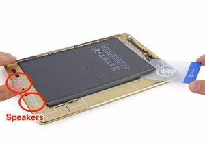 آیپد پرو با اسپیکرهایی بسیار بزرگ، شاید باتری بزرگتر بهتر بود!