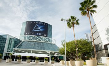 هیجانانگیزترین اتومبیلهای نمایشگاه لسآنجلس