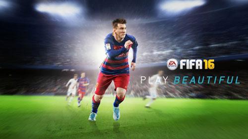 FIFA 16 در صدر فروش این هفته انگلستان قرار گرفت