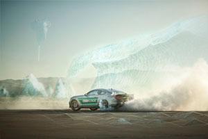 رقابت اتومبیلهای واقعی در دنیای مجازی