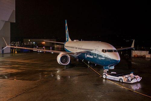 با هواپیمای جدید شرکت بوئینگ آشنا شوید