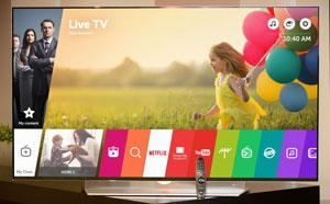 [اعلامیه] الجی در نمایشگاه CES 2016 از نسخه جدید پلتفرم تلویزیون هوشمند WebOS رونمایی خواهد کرد