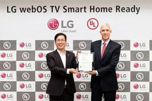 [اعلامیه] webOS 3.0 برای قابلیت هوشمندسازی خانه گواهینامه UL دریافت کرد