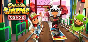 Subway Surfers، یکی از محبوب ترین بازی های سبک دویدنی
