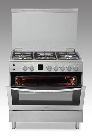 تکمیل کلکسیون آشپزخانه با اجاق گاز ال جی