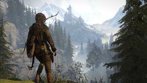تاریخ عرضه نسخه کامپیوتر Rise Of The Tomb Raider لو رفت!