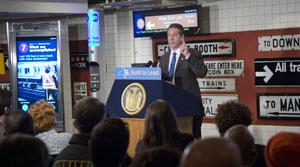 تجهیز تمامی مسیر مترو نیویورک سیتی به وایفای طی سال ۲۰۱۶