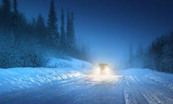 نکاتی در مورد رانندگی در زمستان