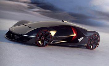 اتومبیلی که برنده چالش طراحی برتر فراری شد