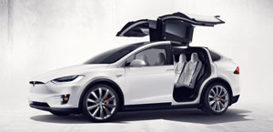 در ۲۰۱۵ کدام شرکت بیشترین تعداد اتومبیلهای الکتریکی را فروخته است؟