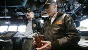 تامین انرژی ناوگان نیروی دریایی ایالات متحده از سوخت زیستی چربی گاو!
