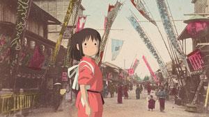 کارتپستالهای صد سال پیش ژاپن، تصاویری گمشده از انیمههای میازاکی