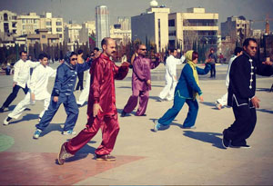[اعلامیه] برگزاری همایش بزرگ ووشو و تای چی ورزش شهروندی پارک آب و آتش تهران