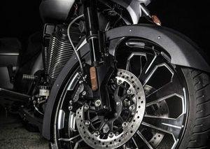 شرکت موتورسیکلت سازی ویکتوری ساخت Magnum X-1 سری Stealth را اعلام کرد
