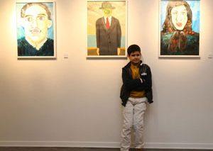 نخستین نمایشگاه نقاشی کودکان مبتلا به اتیسم، به همت سامسونگ، برگزار میشود