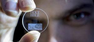 ذخیره اطلاعات به روش نوری؛ ۳۶۰ ترابایت بر روی یک دیسک کوارتز