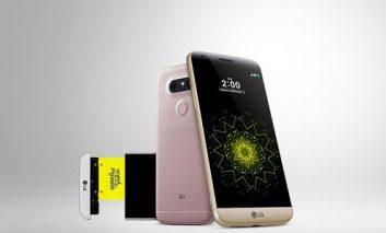 الجی G5؛ اولین گوشی هوشمند ماژولار