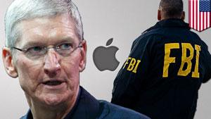 ادوارد اسنودن توضیح میدهد که چگونه FBI میتواند بصورت فیزیکی بدون کمک اپل رمز آیفون  را از تراشه آیفون در آورد