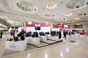 [اعلامیه LG] حضور چشم گیر الجی و گلدیران در نمایشگاه خدمات پس از فروش و ارتقاء رضایتمندی مصرفکنندگان