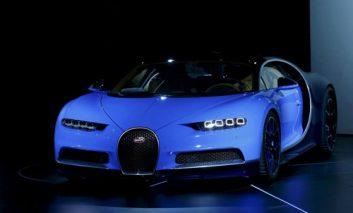 گزارش تصویری از نمایشگاه اتومبیل ژنو (بخش دوم)