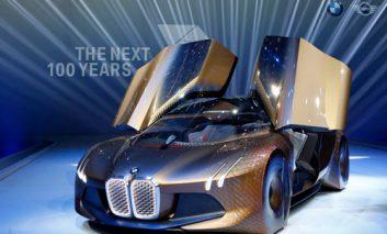 اتومبیلهای کانسپتی که خبر از آینده میدهند!