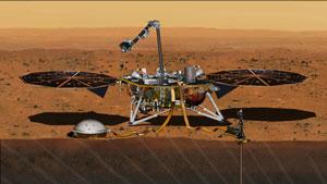 ماموریت بعدی NASA به مریخ در سال ۲۰۱۸ خواهد بود