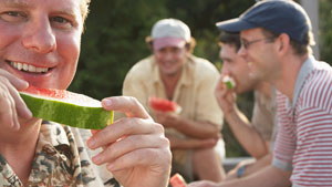 ۵ ماده غذایی خارقالعاده برای مردان