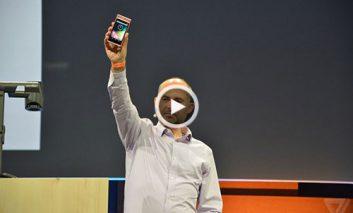 نمایش مراحل ساخت یک گوشی هوشمند Project Ara
