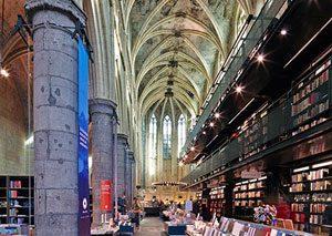 زیباترین کتابفروشیهای دنیا