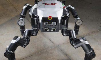 ساخت روبات میمون جهت مأموریتهای امداد توسط ناسا