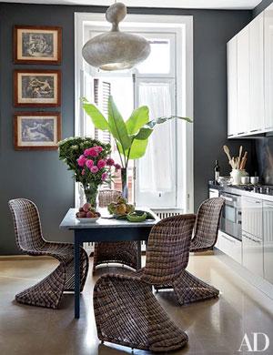 طراحیهای مدرن آشپزخانه
