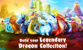 نقد و بررسی بازی Dragon Mania Legends