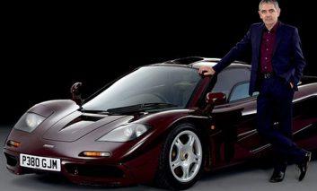 مکلارن F1 مستربین بالاخره فروخته شد!