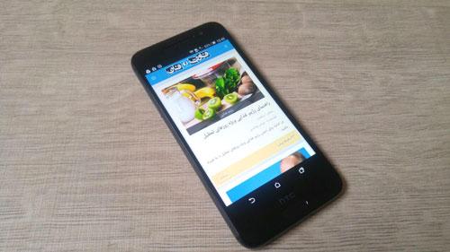 بررسی فوت و فن: HTC One A9؛ یک آیفون آسیایی