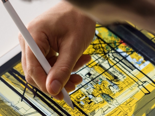 و سرانجام، iPad Pro اپل رونمایی شد