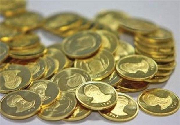 قیمت سکه ٢٣ هزار تومان افزایش یافت